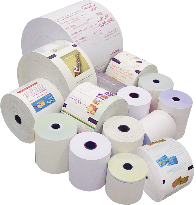 Abulhoul Thermal Paper Rolls